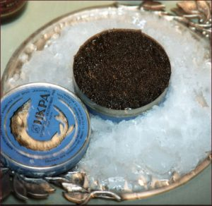 Kaviar - noch vornehmer