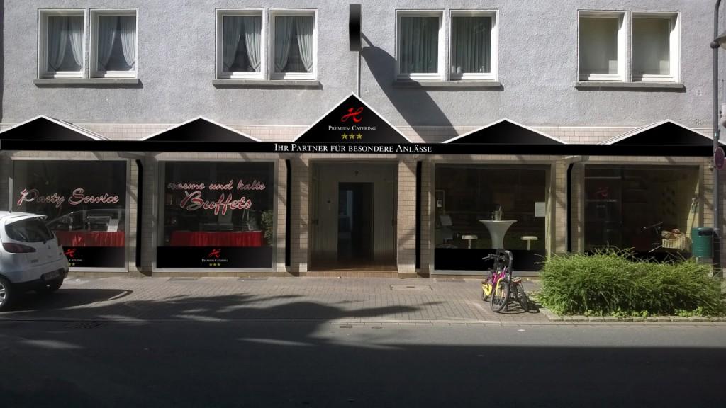 Partyservice Hochwahr Ladenfront